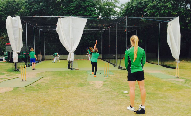 Putting the theory into practice in the nets