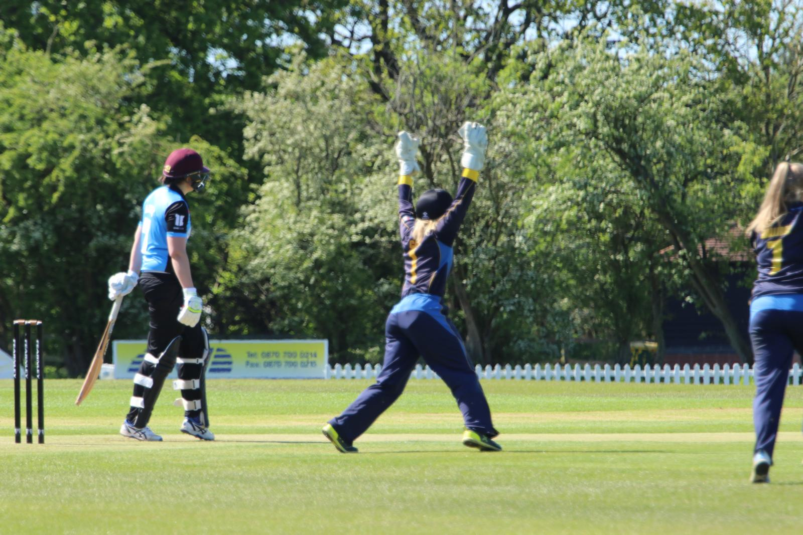 DWCC vs Worcestershire 2019