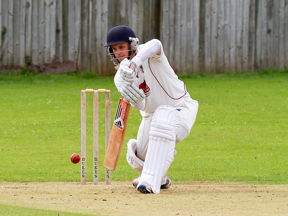 Seaton skipper Ben Morgan - relaxed about losing to Bovey Tracey
