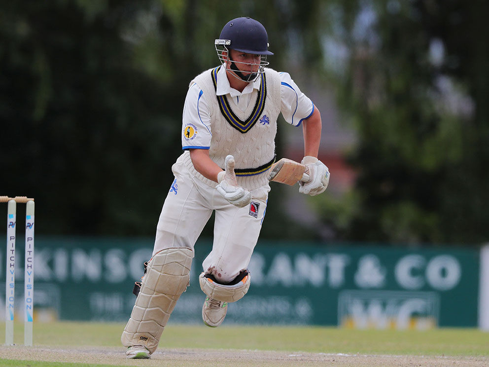 Paignton's Harry Ward - one of the players attending sessions with the Devon Cricket Academy<br>credit: https://www.ppauk.com/photo/2151482/