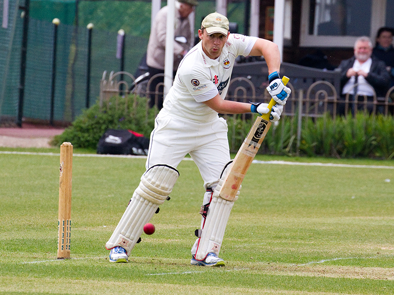 Nick Gingell - 98 against Ottery