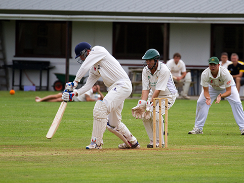 Cricket at Whimple