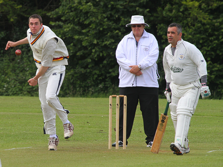 Rob Crabb - four wickets for Ottery against Seaton