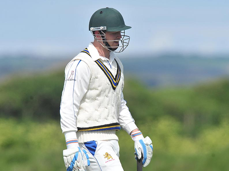 Jack Dart - back after injury for Devon against Berkshire<br>credit: http://www.ppauk.com/photo/1029645/