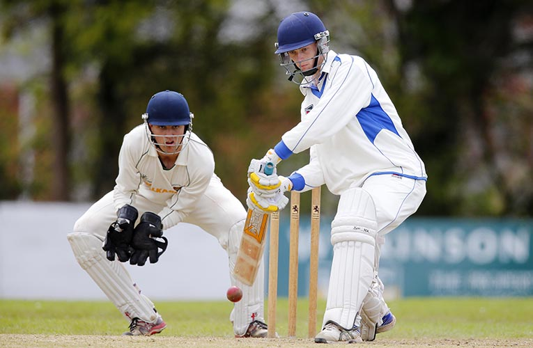 Matt Golding - went through 700 league runs for the season for Bovey<br>credit: www.ppaul.com