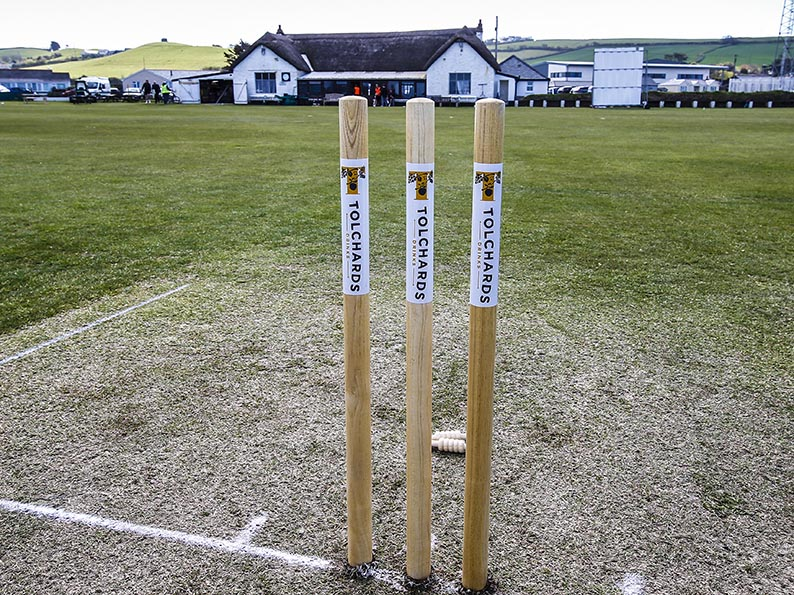 North Devon CC - venue for Sunday