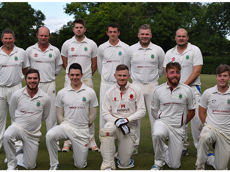Barton 1st XI - more silverware in sight on Saturday at the Corinthian Cup finals day