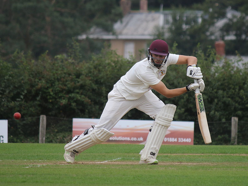 Ben Green - could be a candidate for the Tolchards DCL player of the year<br>credit: Gerry Hunt