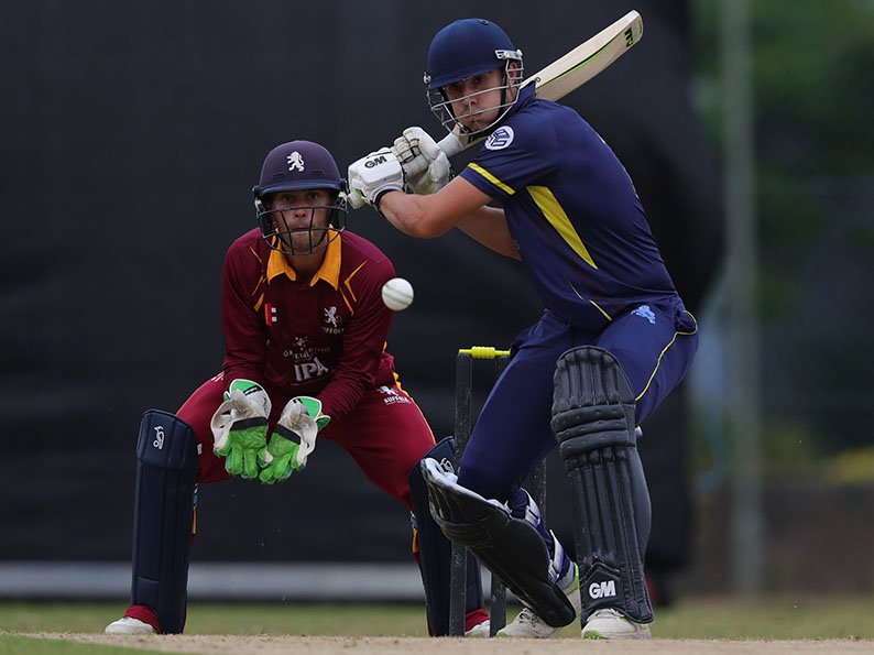 Ben Green - in the Devon squad for both cup finals, subject to Somerset releasing him
