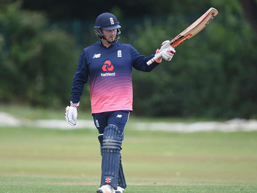 Dan Bowser  - 84, 108 and 93 not out for England in a week