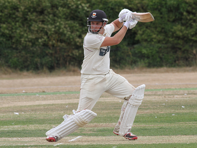 Declan Lines - runs and wickets for Sidmouth