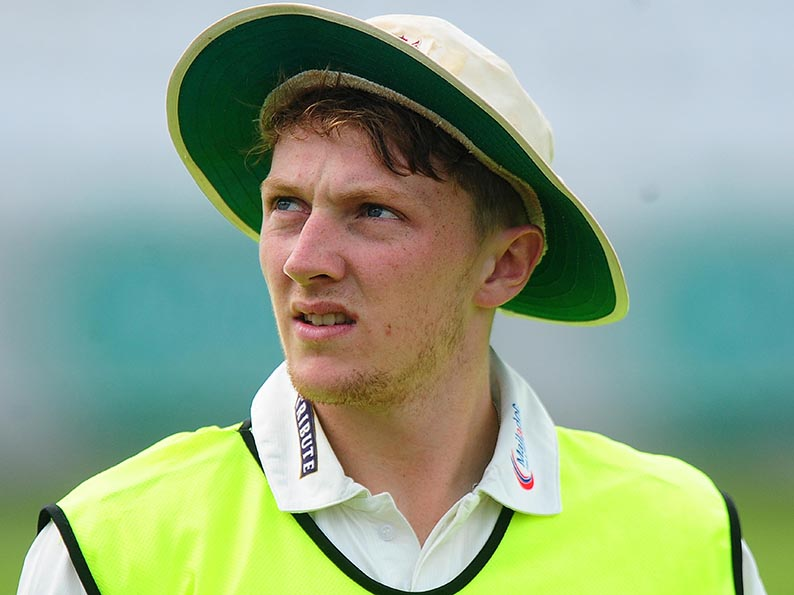 Dom Bess - hoping to make the final II for the first Test against Pakistan<br>credit: www.ppauk.com