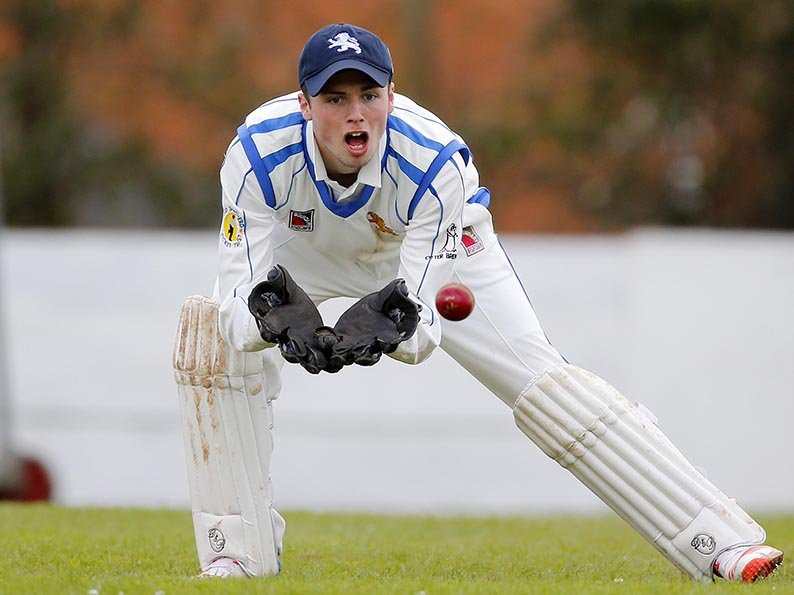 George Allen - first call-up into senior side for Devon Lions captain
