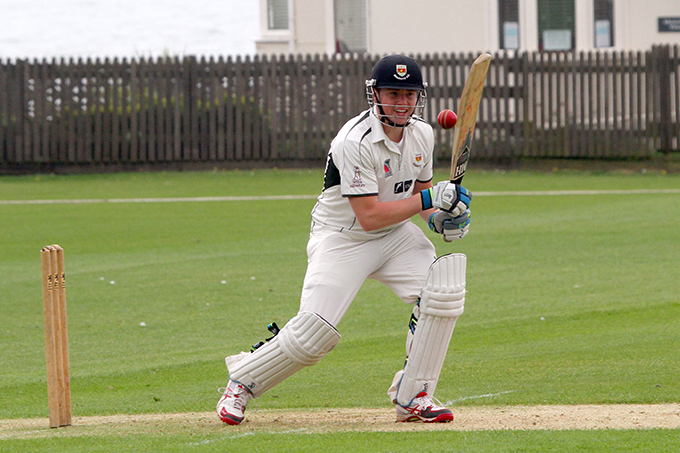 Harvey Sargent - 141 for Sidmouth against Exmouth