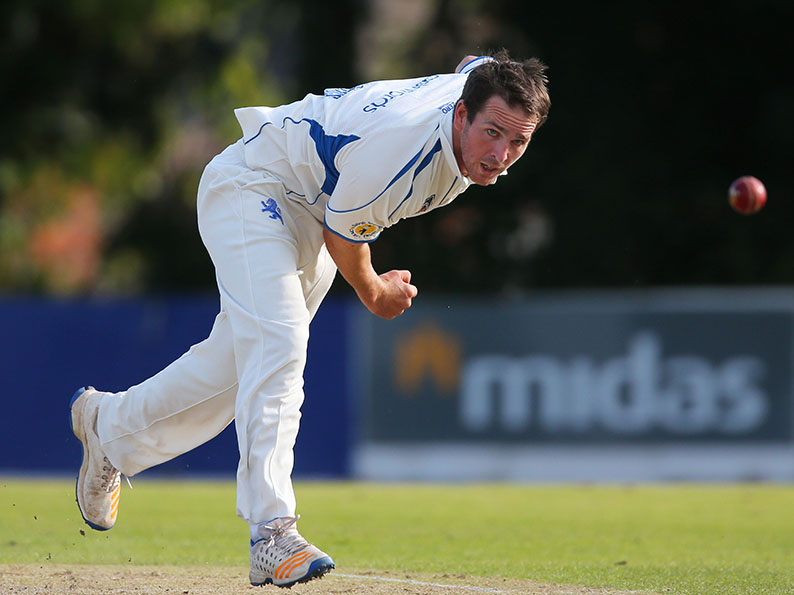 Five wickets and 55 not out - MoM Josh King