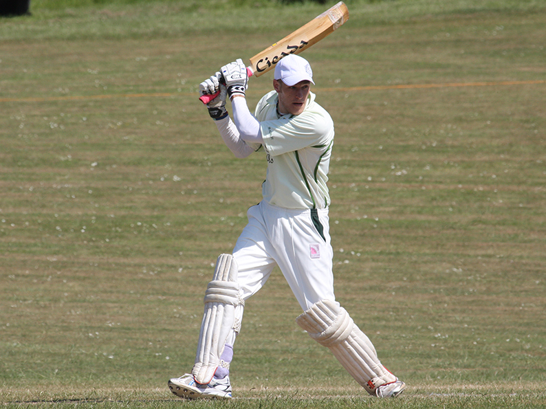 Mark Joyce, saw Upottery over the line against Shobrooke Park