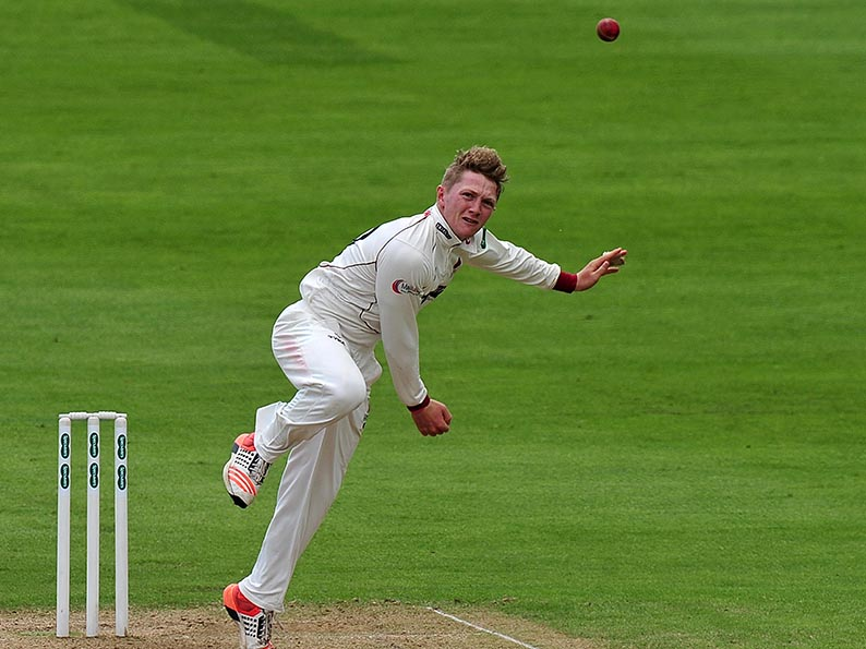 Dom Bess - new challenges await in the Caribbean with England Lions<br>credit: www.ppauk.com