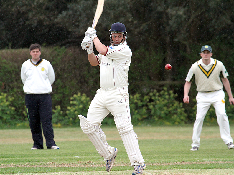Exmouth skipper Richard Baggs - one of the 'legends' Yau has respect for