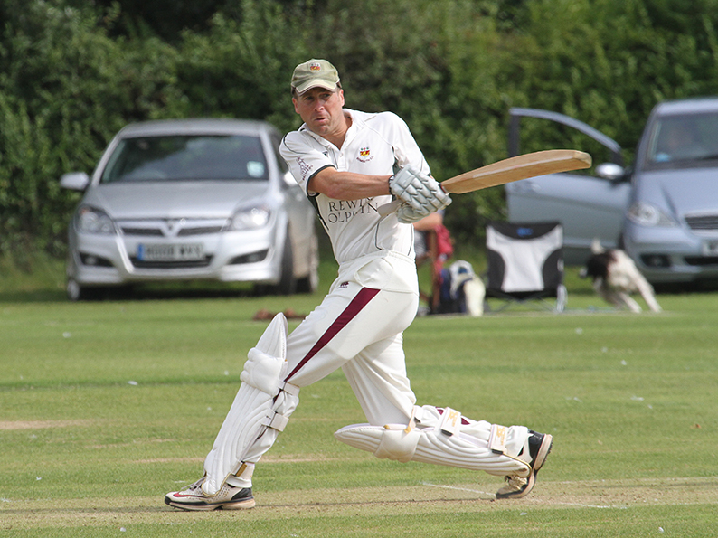 Sidmouth skipper Anthony Griffiths - can