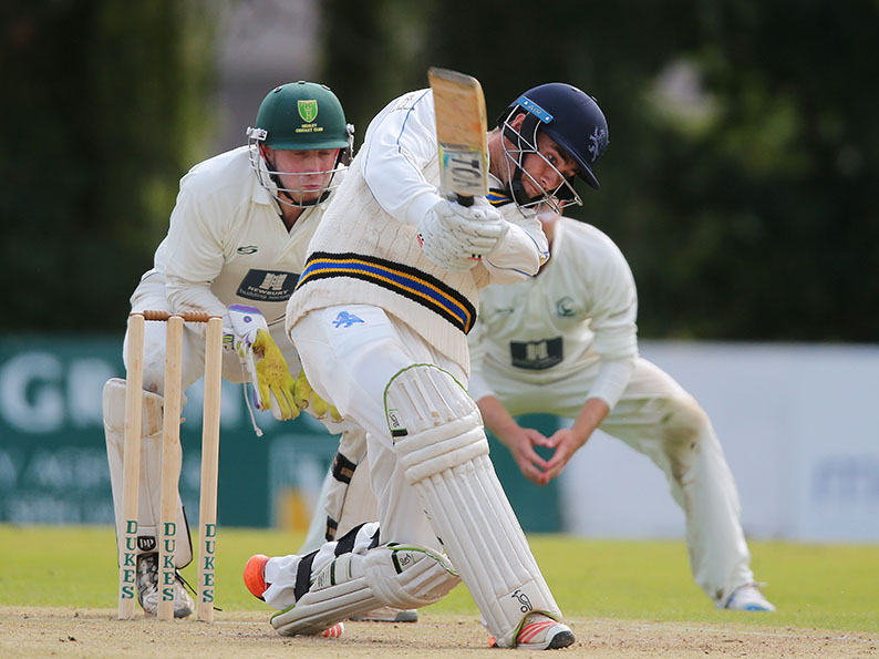 Zak Bess, whose rapid 77 off 45 balls helped Devon recover from a shaky start to beat Berkshire in the last round