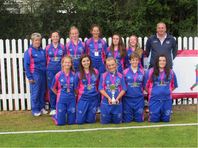 National Champions Tarka Girls from 2015