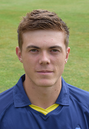 Kasey Aldridge - three wickets on his Devon debut