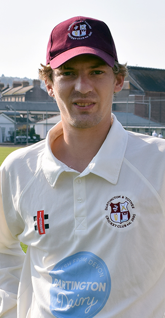 D&T's talented all-rounder Phil Snyman