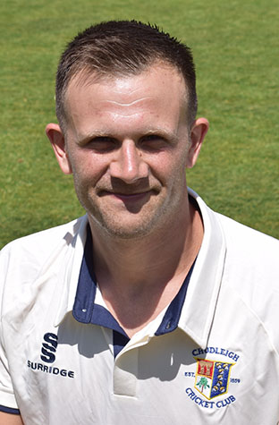 Rob Clarke - four wickets for Chudleigh against Plymstock