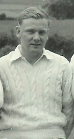 A youthful David Mazzey pictured in 1956