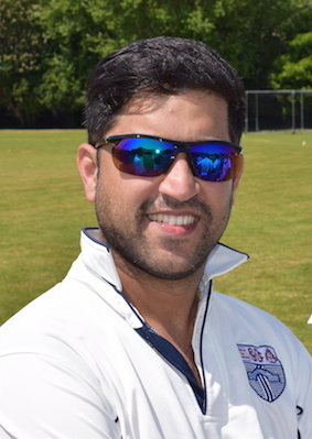 Dinesh Raheja - proven run scorer in the lower divisions