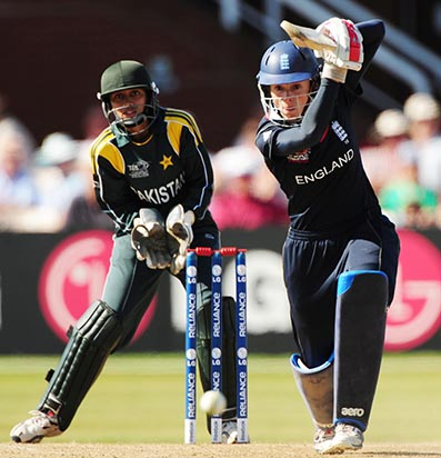 Caroline Atkins - set to play in the battle of the sexes at South Devon CC