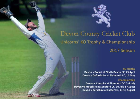 The Devon brochure - pick up a copy at Instow this Sunday