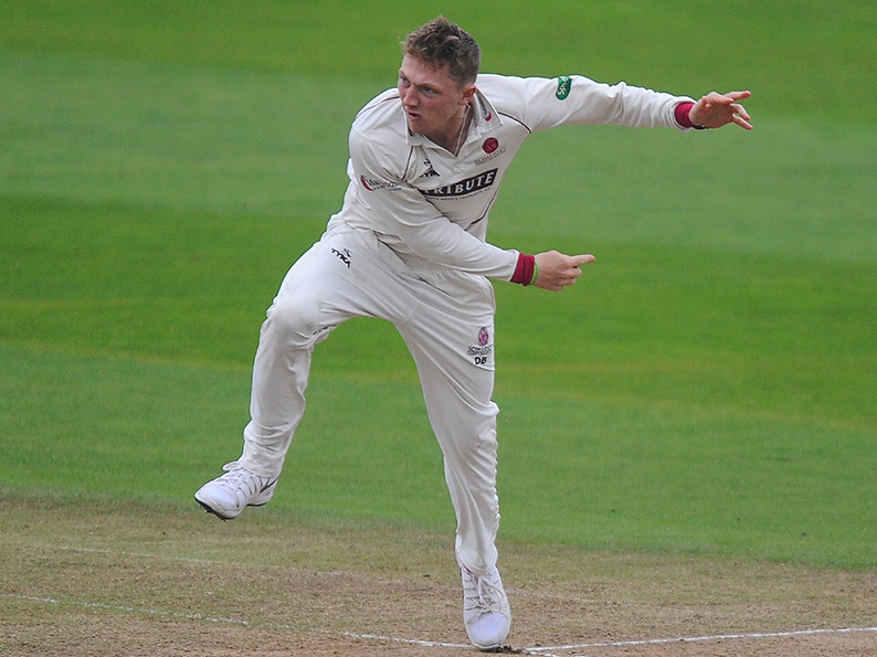 Dom Bess - called into an England Lions squad<br>credit: http://www.ppauk.com/photo/1371575/