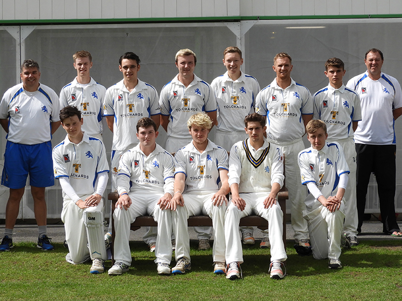 Devon Lions ready for action against Somerset<br>credit: Phil Bayliss