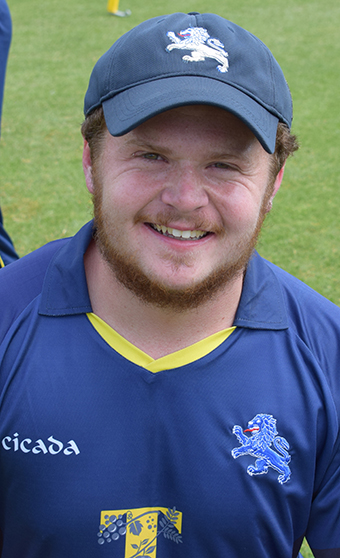 Toby Codd - three wickets