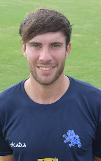 Josh Mailling - called into the Devon squad for Wormsley
