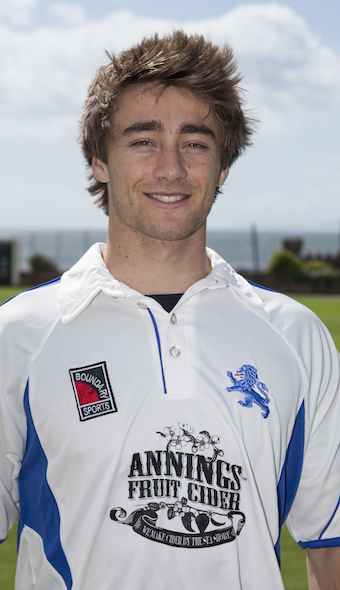 Zak Bess - ton and five wickets on same day